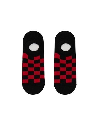 Bad Bear Çorap Kırmızı